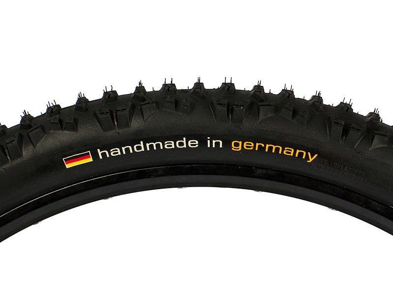 Continental Rubber Queen Black Chili Foldable: сделано в Германии вручную.