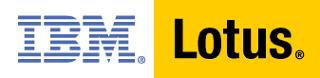 Платформа для автоматизации совместной деятельности - IBM Lotus.