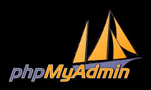 Web-интерфейс для управления СУБД MySQL - PHPMyAdmin.