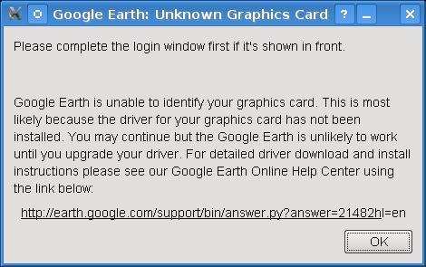 Google Earth: