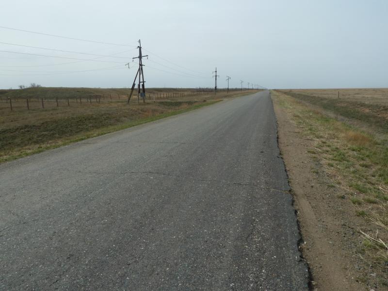 20110419. Дорога Аксу-Калкаман.