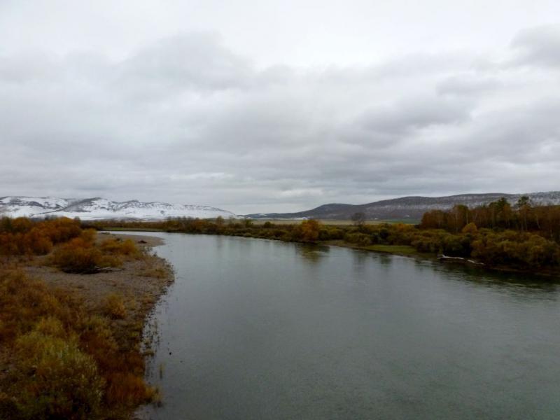 20170926. Вид на реку Чёрный Июс.