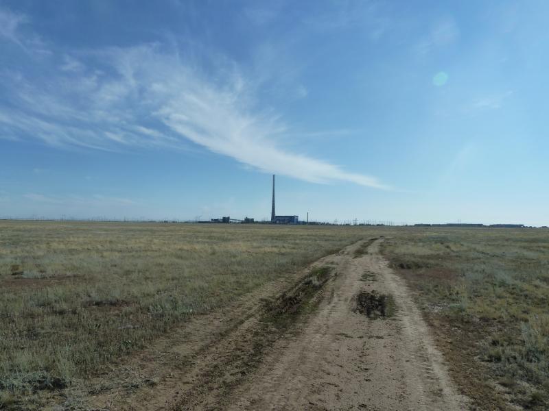 20110806. Павлодар-Астана. ГРЭС-2.