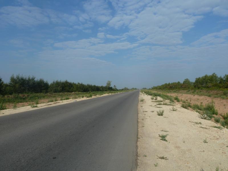 20110816. Астана-Боровое. Дорога за Талакпером.