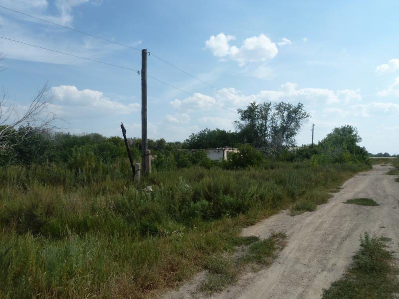 20110816. Астана-Боровое. И это - село Подлесное.