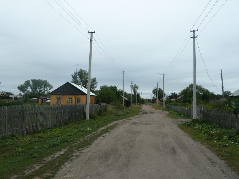 20110817. Астана-Боровое. Алексеевский лесхоз.