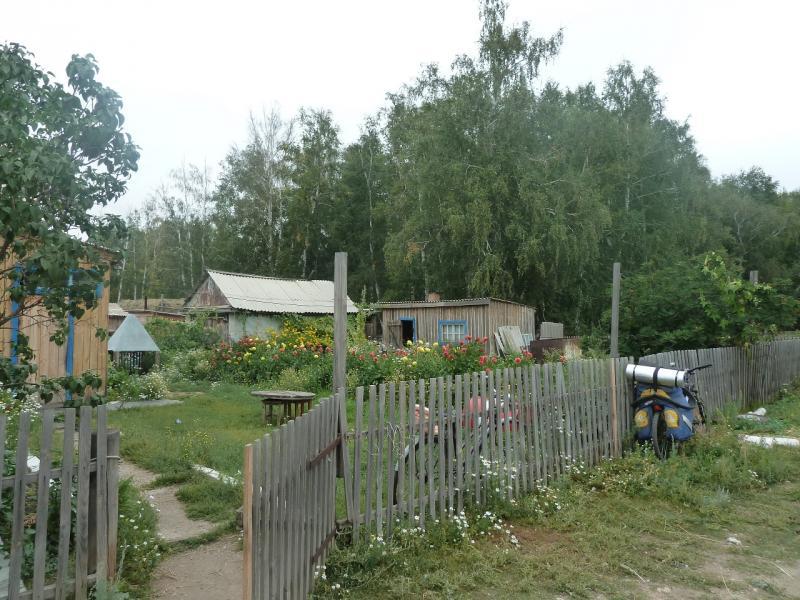 20110817. Астана-Боровое. Сложно сказать, чего в этом хозяйстве нет.