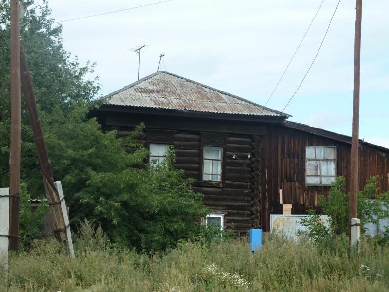 20110819. Астана-Боровое. Старый Щучинск.