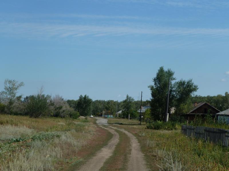 20110822. Боровое-Павлодар. Кордон Золотой Бор.