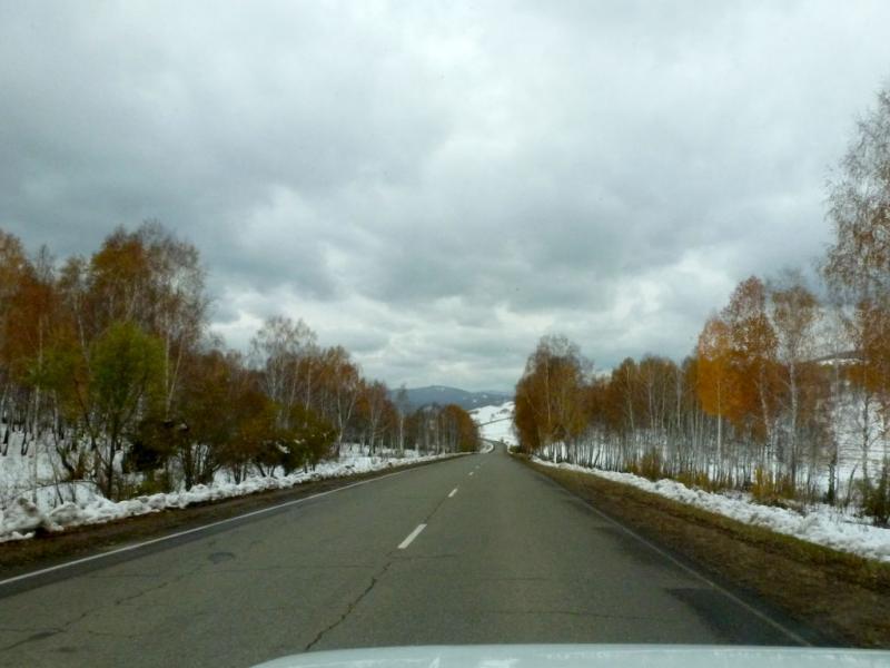 20170930. В восточных отрогах Кузнецкого Алатау, севернее озёр Парных.