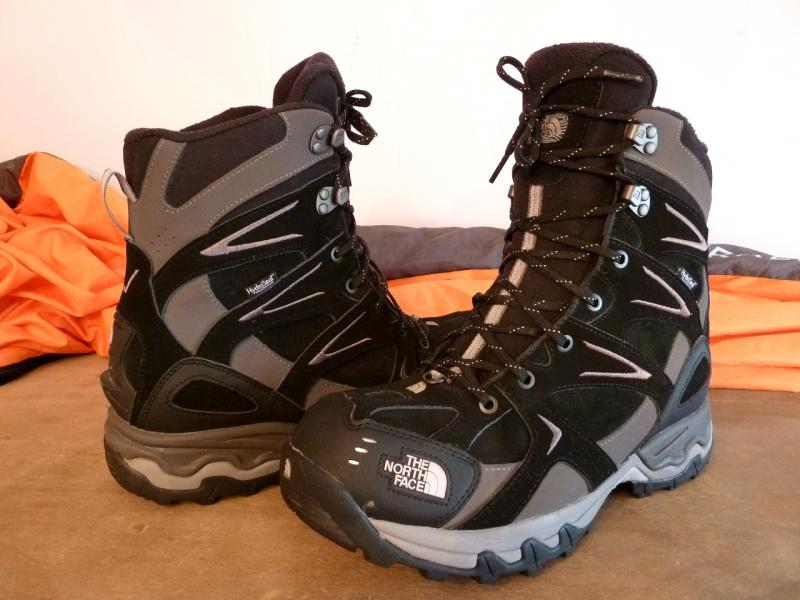 The North Face (45 size): Front.
