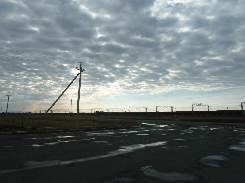 20120505. Щидерты. Дорожный пейзаж.