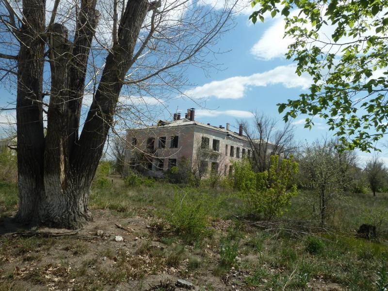 20120511. Курчатов: нищета города.