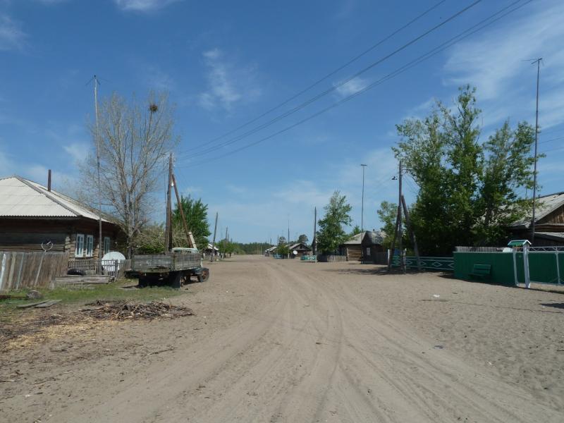 20120513. Сосновыми борами ВКО: кордон Дунгулек.