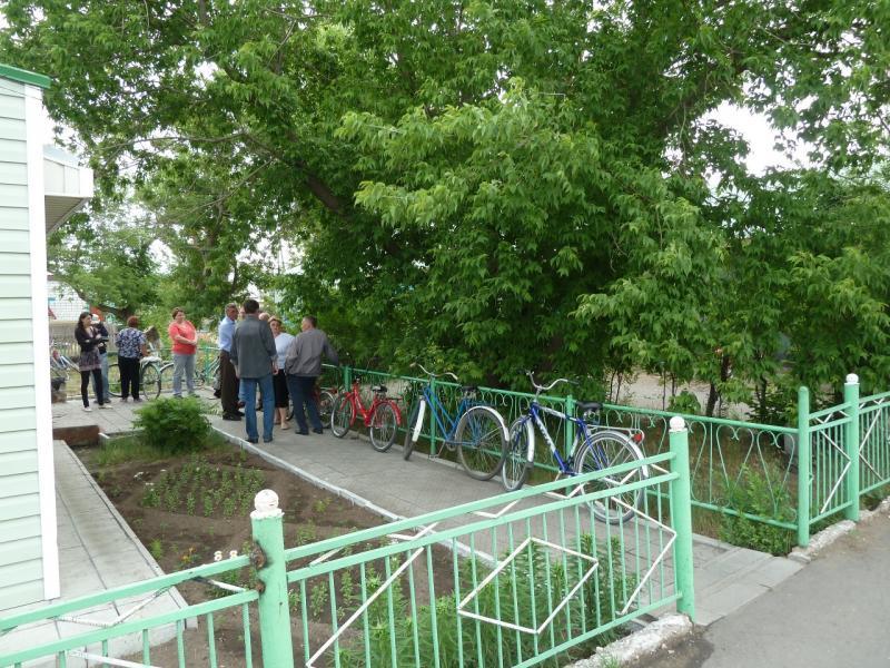 20120615. Кулунда. Велосипедный посёлок.