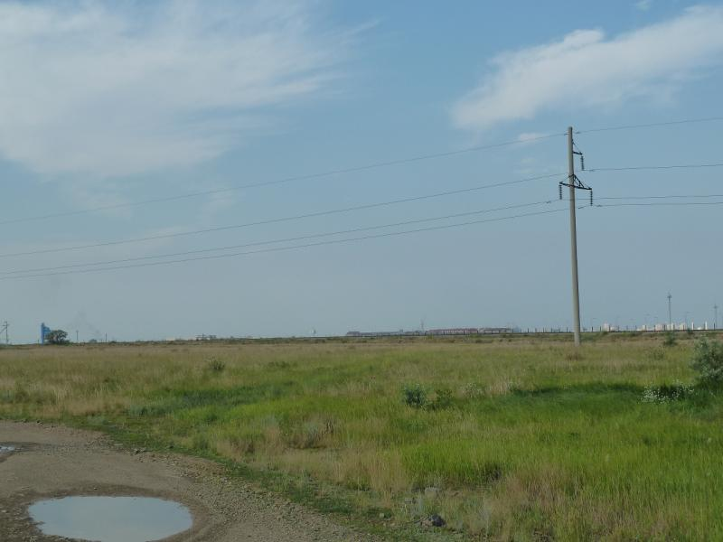 20120629. КТЛ-Астана: уходим направо, сокращая путь.