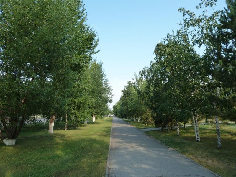 20120629. КТЛ-Астана: парками и зелёными зонами Астаны.