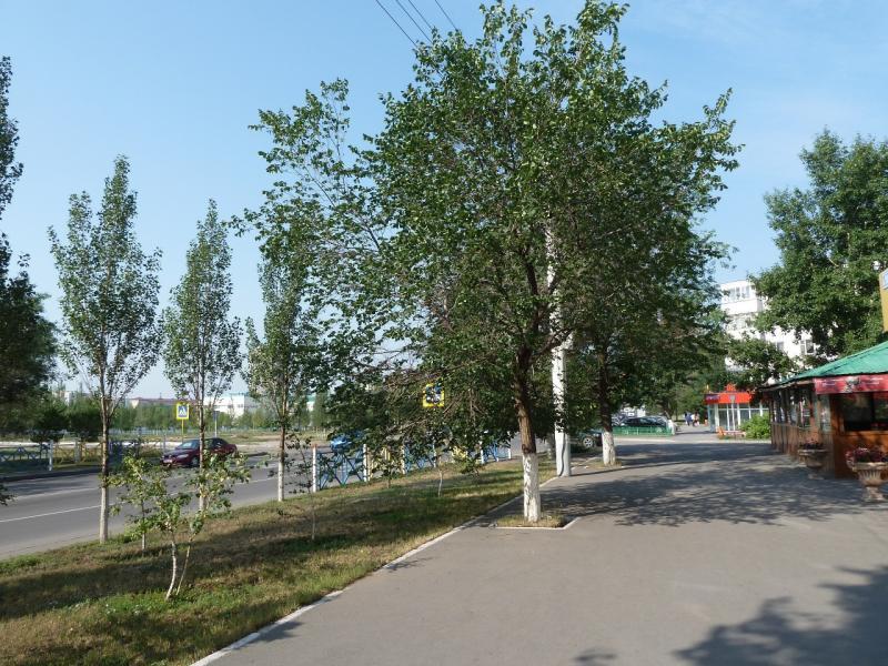 20120629. КТЛ-Астана: город всё симпатичнее и симпатичнее.