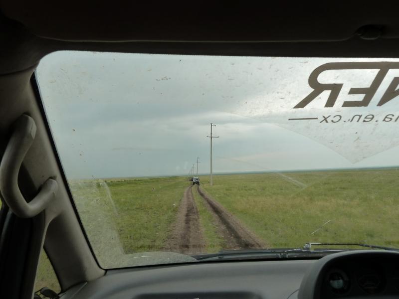 20120701. Баймен-2012: дорога на Благодатное.