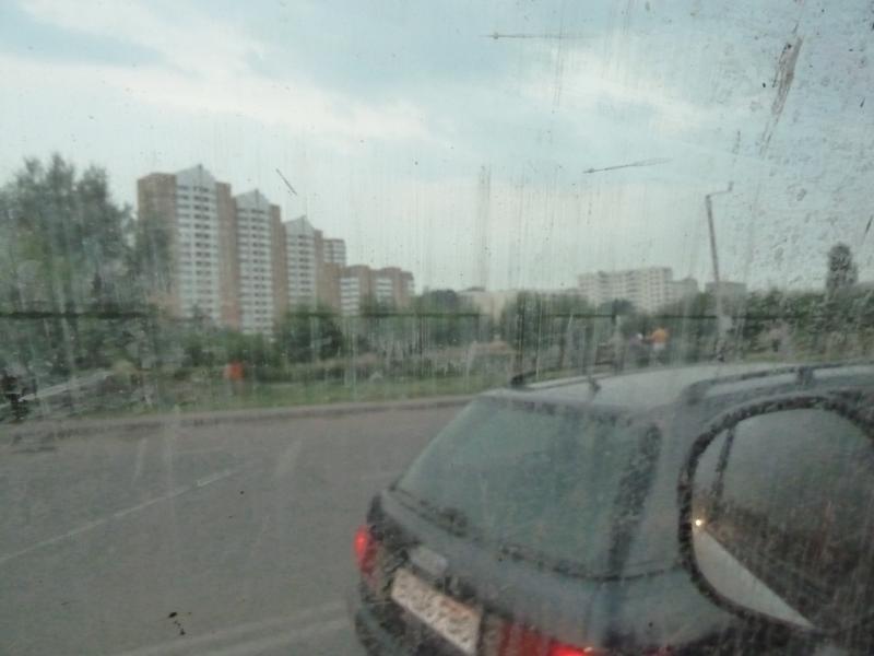 20120701. Баймен-2012: вот и дома, Астана.