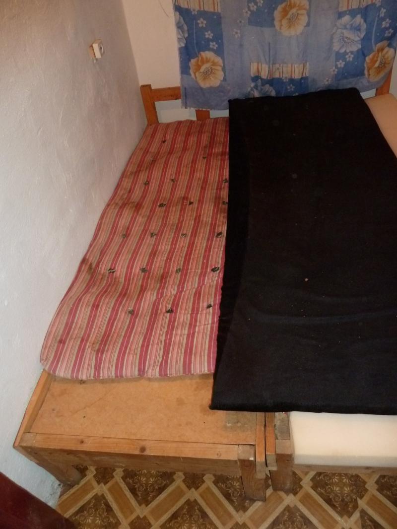 """Дом отдыха """"Тумар"""" в Баянауле. Комфортабельные кровати с мягкими матрасами."""
