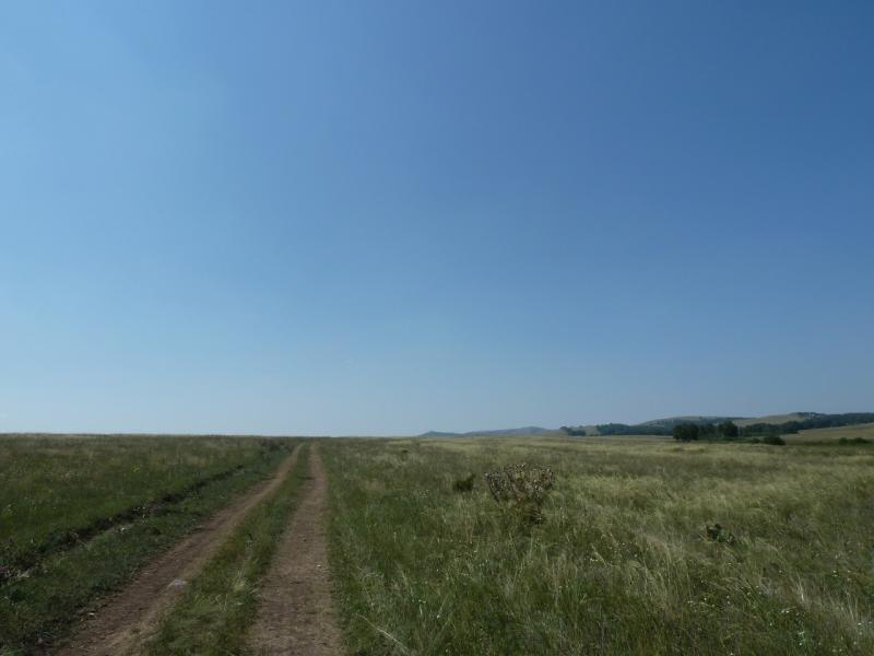 20120804. Неподалеку от места слияния речек Карабулак и Узынкашкан.