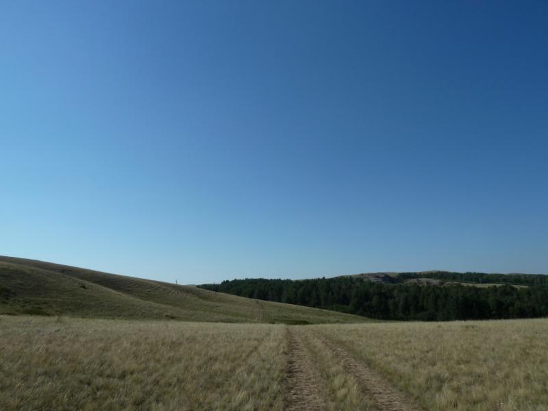 20120806. Дорога холмами.