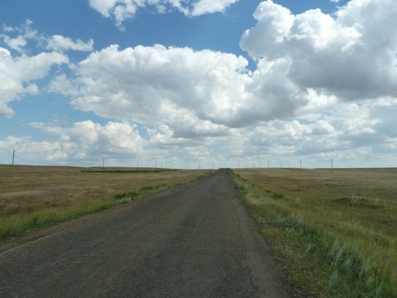 20120808. Дорога Пушкино-Курома.