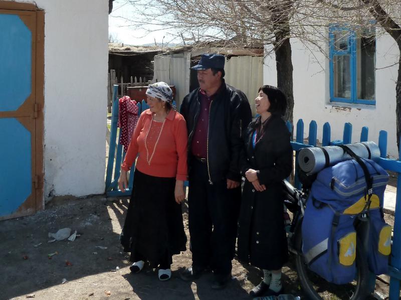 20130503. Фотосессия жителей села Кызыларай.