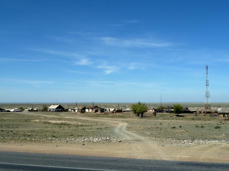 20130508. Село Гульшад.