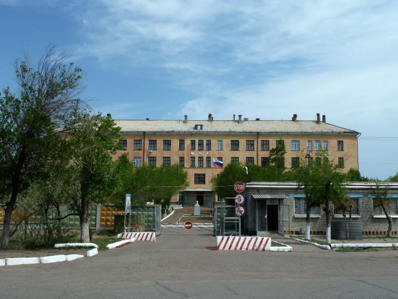 20130509. Российское представительство в Приозёрске.