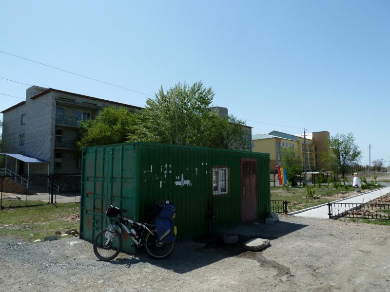20130509. Станция мембранной очистки воды от солей в Приозёрске.