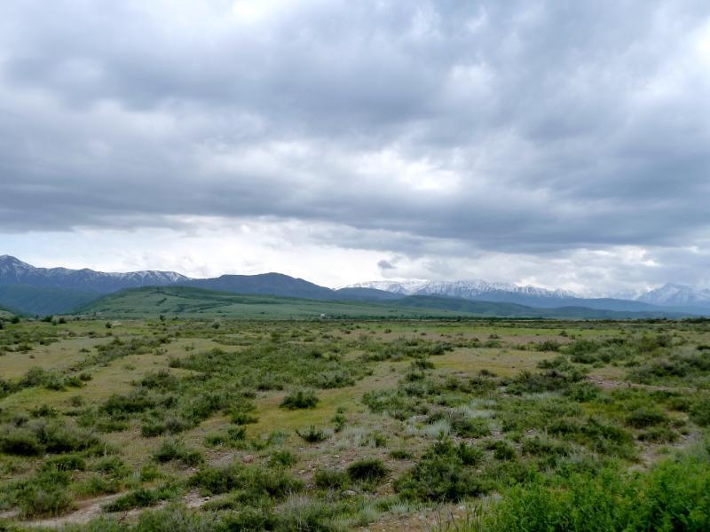 20130519. Вид на местность к югу от БАК.