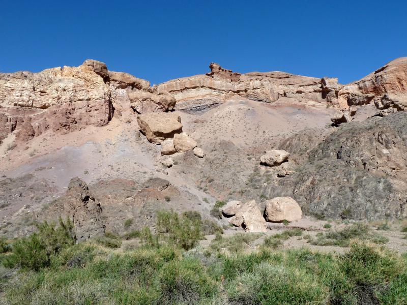 20130522. В каньоне Бартогай.