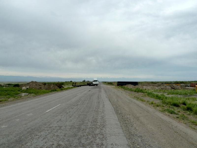 20130524. На дороге Чанджу-Коктал.