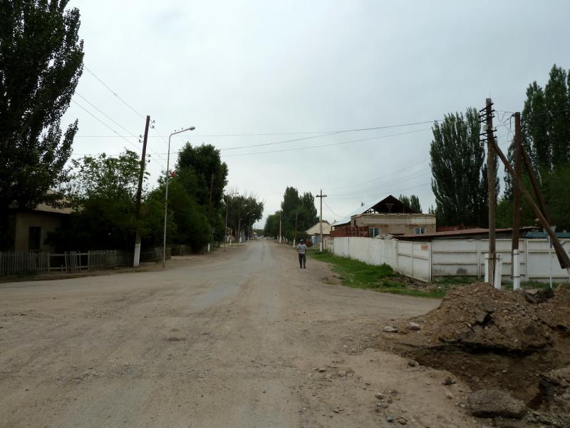 20130524. В посёлке Коктал.