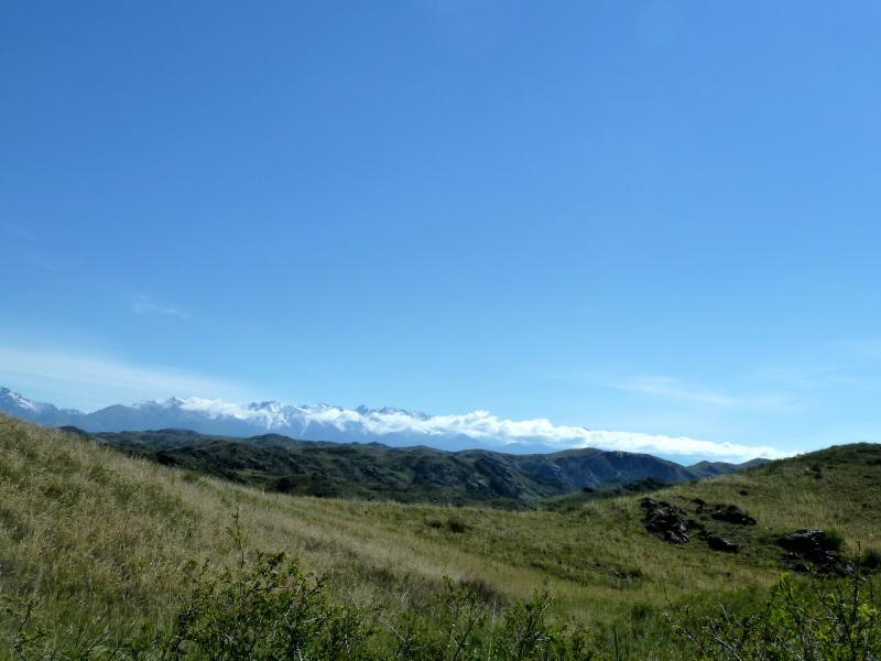 20130526. Вид с места стоянки на горы Койтас.