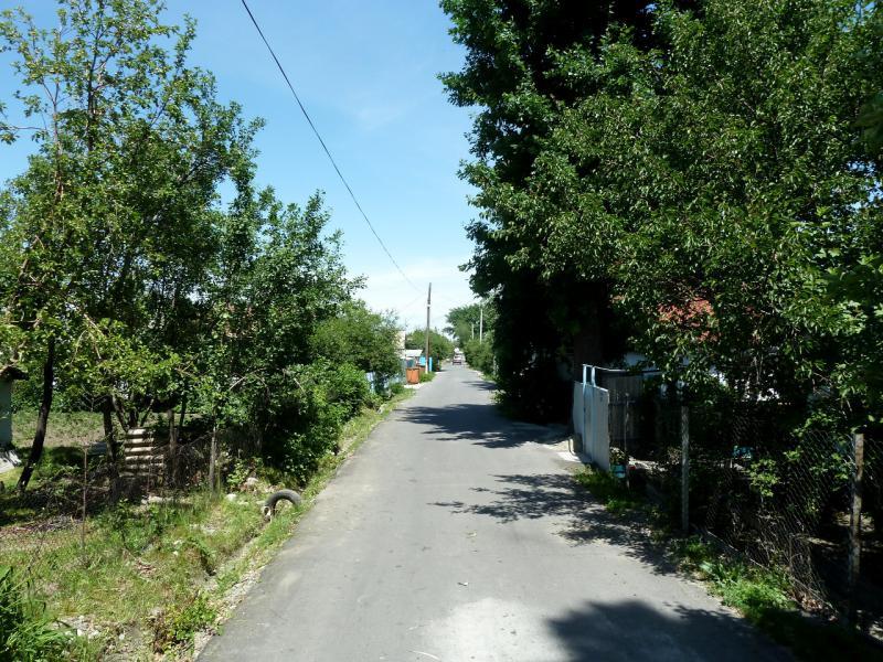 """20130529. Переулками """"частного сектора"""" Талдыкоргана."""