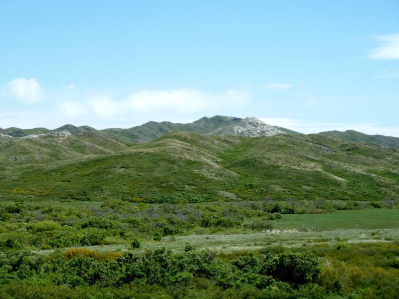 20130531. Долины Каражальских гор.
