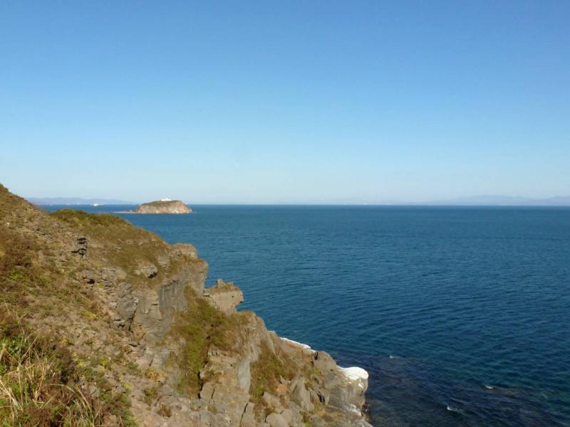 20191015. Владивосток. Вид с мыса Каразина на Уссурийский залив.