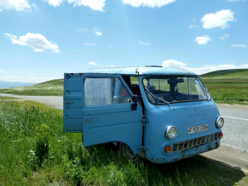 20130605. ЕрАЗ-762, в котором я проехал до Зыряновска.