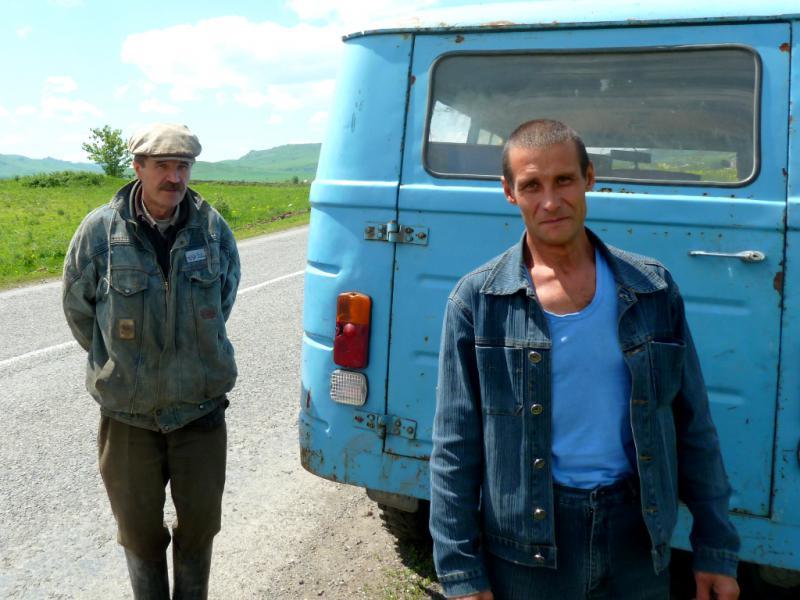20130605. Алексеич и Володька.