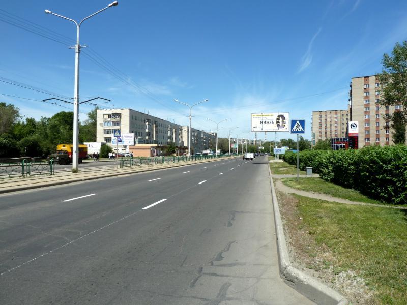 20130608. Улицами Усть-Каменогорска.