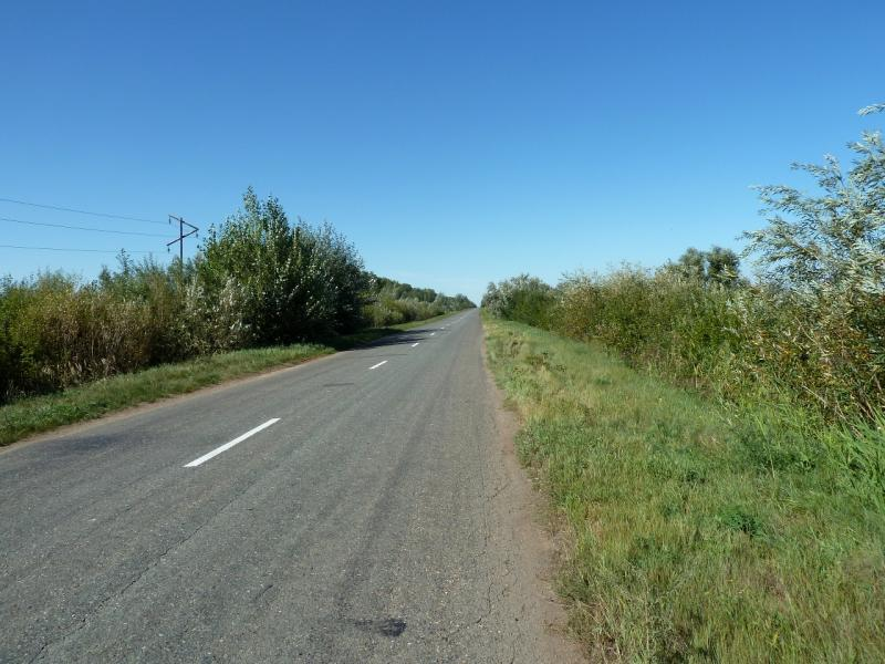 20130907. Дорога Аксу-Калкаман, вдоль канала Иртыш-Караганда.