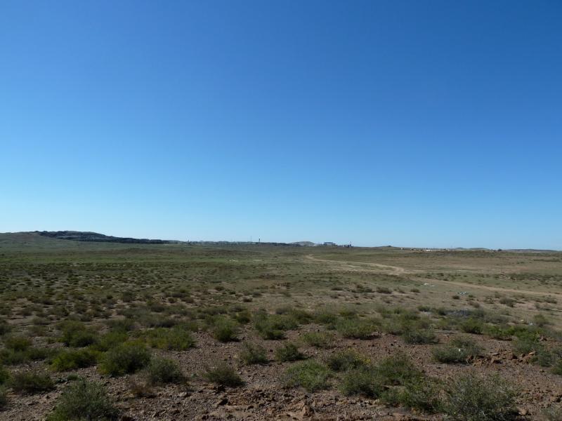 20130908. Вид с северо-востока на Майкаин.