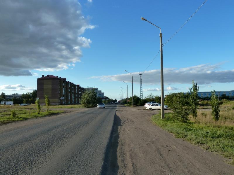 20130910. В южной части Экибастуза.