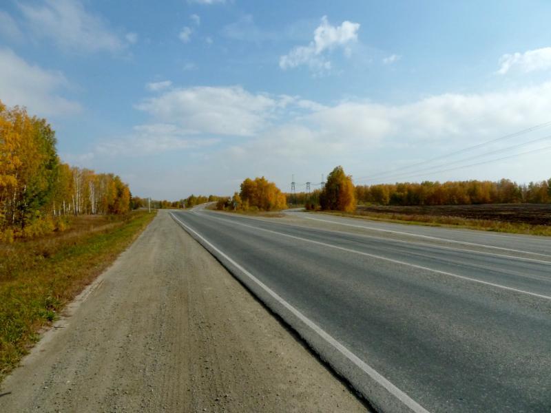 20140926. Большая объездная челябинская дорога.