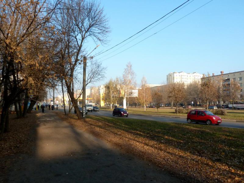 20141105. Тамбов. На улице Рылеева.
