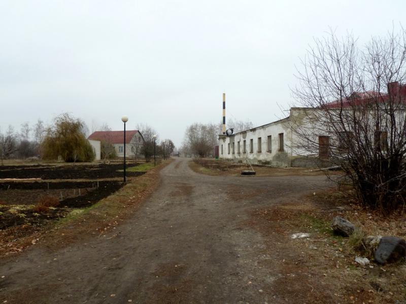 20141105. Тамбов. Подсобные территории городской психиатрической больницы.