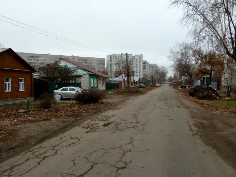 20141112. Тамбов. Улица Рабочая.